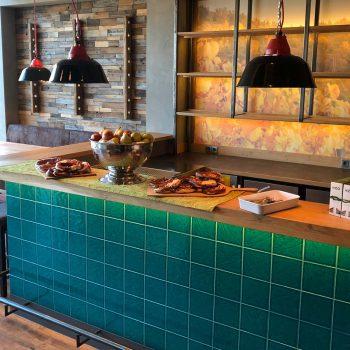 Küche Bar 68 im Quadrium Wernau Bar
